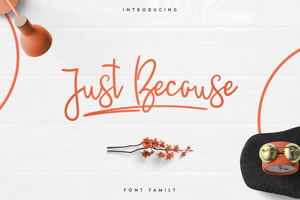 JustBecause Font